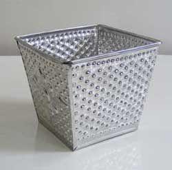Aluminum Handicrafts - Vase square