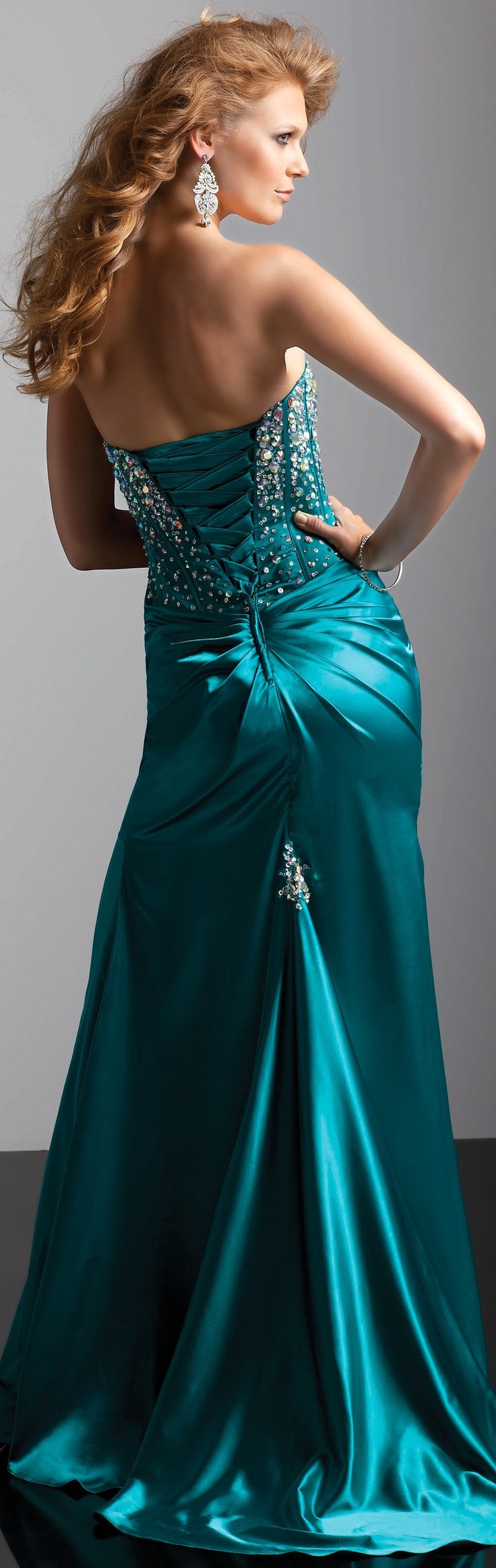 262 best My Style images on Pinterest | Evening gowns, Formal ...
