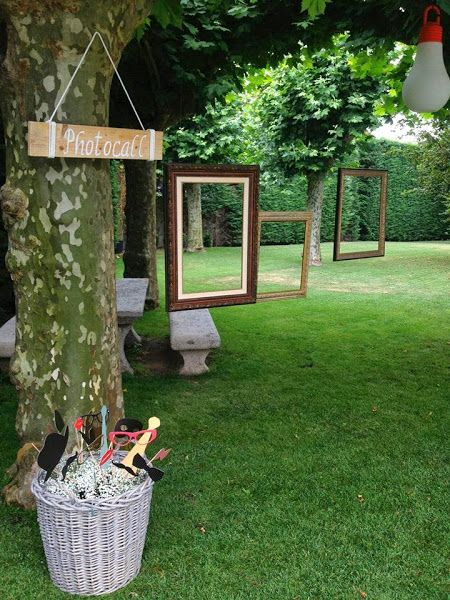 Ideas para montar un photocall y diy | Decorar tu casa es facilisimo.com