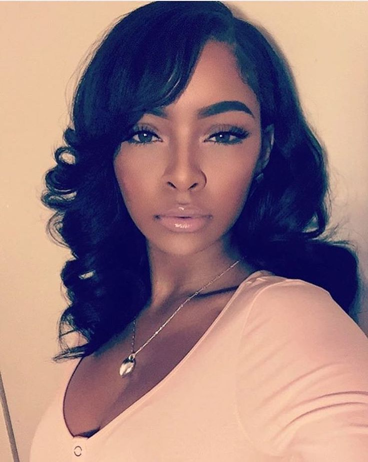 Superb 1000 Ideas About Black Weave Hairstyles On Pinterest Black Short Hairstyles Gunalazisus
