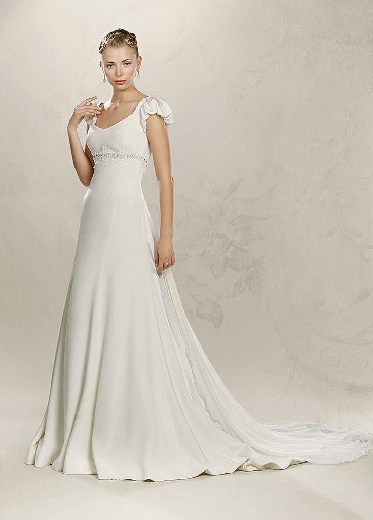 Sweet Wedding Dress By Anna Tumas
