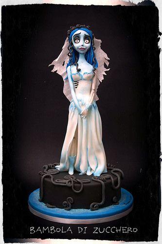 The bride's corpse - La sposa cadavere | Flickr - Photo Sharing!