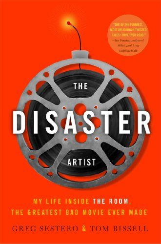 The Disaster Artist: My Life Inside The Room, the Greatest Bad Movie Ever Made by Greg Sestero,http://www.amazon.com/dp/1451661193/ref=cm_sw_r_pi_dp_nrCusb1MJSN9FABK