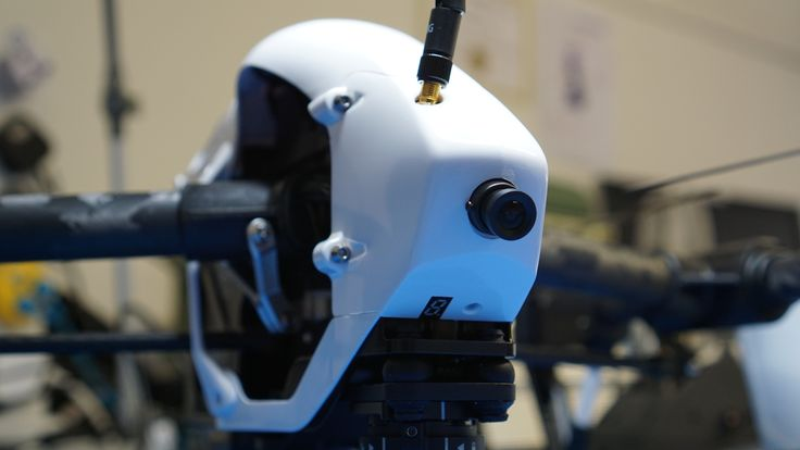 Give your Inspire 1 a nose job with an exclusive Drone Doctor FPV upgrade #inspire1 #Inspire1fpv