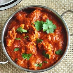 The best and easiest Chicken Tikka Masala made right at home. So delicious!