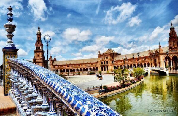 Plaza de España, Sevilla  www.dises2000.es