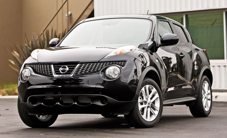 The Green Light: Review: 2011 Nissan Juke SL AWD