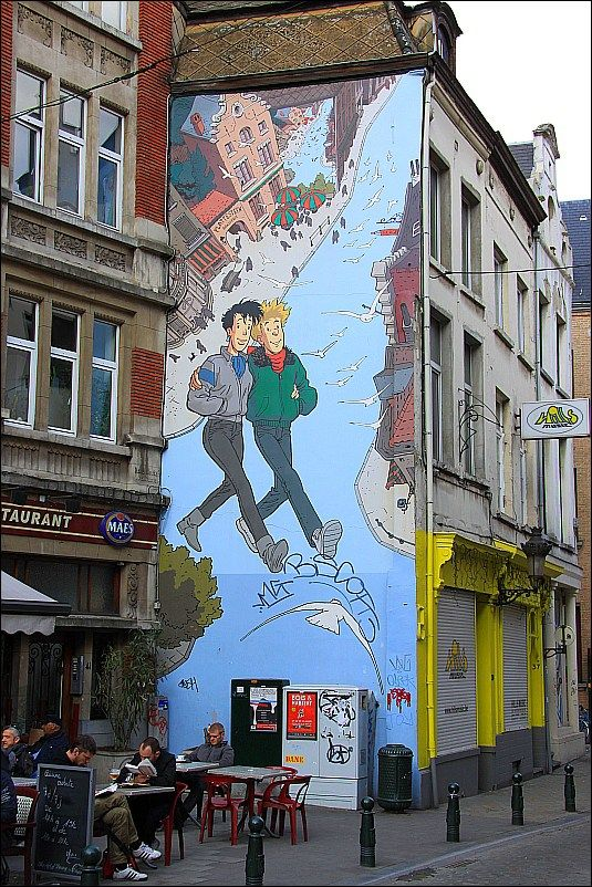 Bruxelles insolite : 10 choses à découvrir. |                                                                                                                                                      Plus