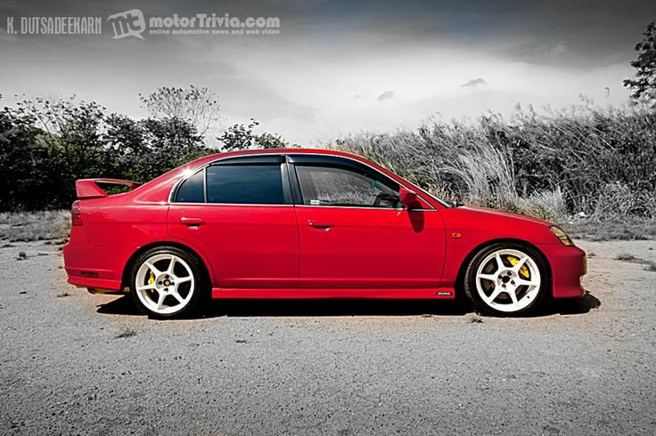 Honda Civic Es Red Hot Civic Es Pinterest Honda