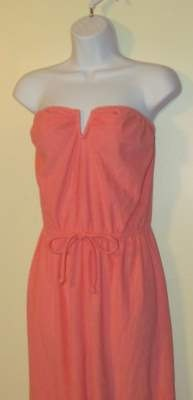 Pink 1970's Avon Terrycloth Pantsuit by BeauMondeVintage on Etsy, $38.00