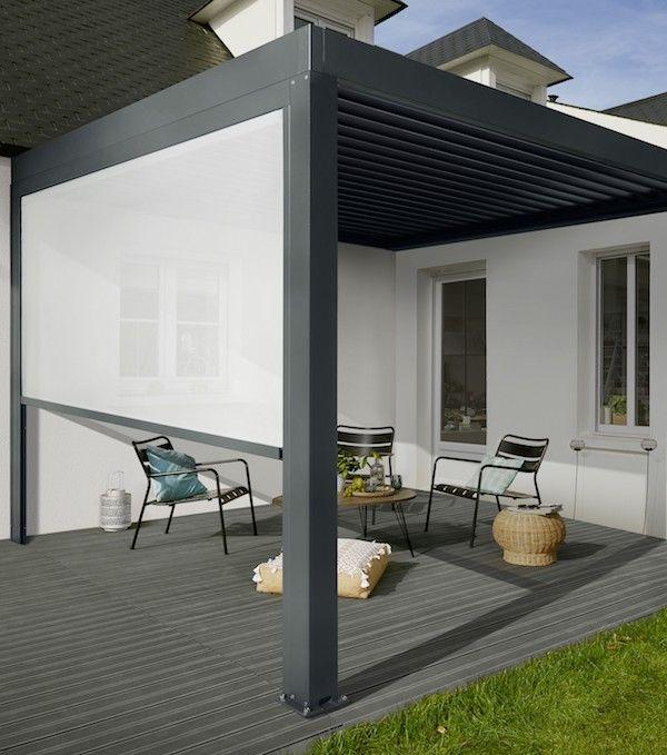Pergola Aluminium Fira Murale Pergola Bioclimatique Pergola Bioclimatique