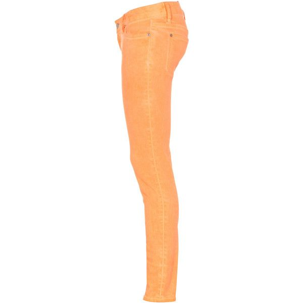 1000  ideas about Orange Skinny Jeans on Pinterest | Colored