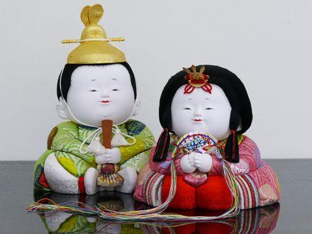 創作人形作家   高級人形専門店 林屋人形店 有名作家によるひな人形、五月人形、木目込人形、鎧・兜、創作人形