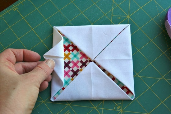Cathedral Window Tutorial Quilts Quilts Quilts