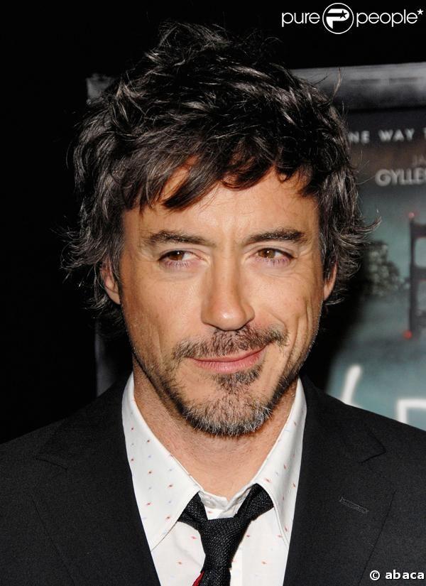 Robert Downey Jr.: mejor con el pelo cortooooooo