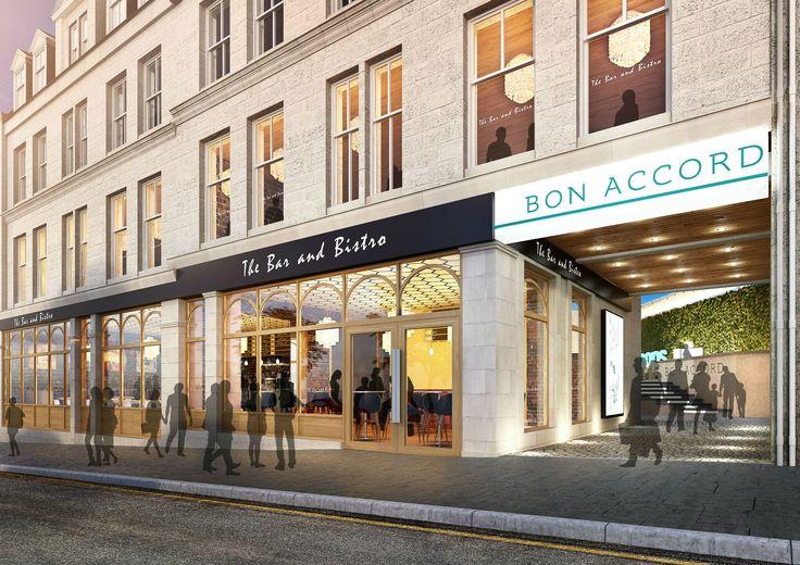 Bon Accord Centre, Aberdeen