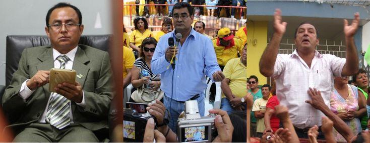 Políticos tejen redes criminales en gobiernos regionales de Perú