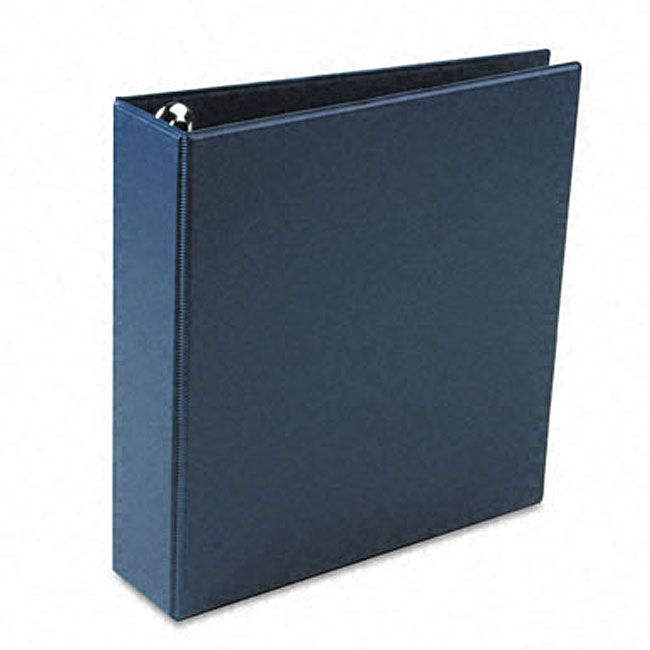 Navy Avery 2-Inch Heavy-Duty EZD-Ring Reference Binder