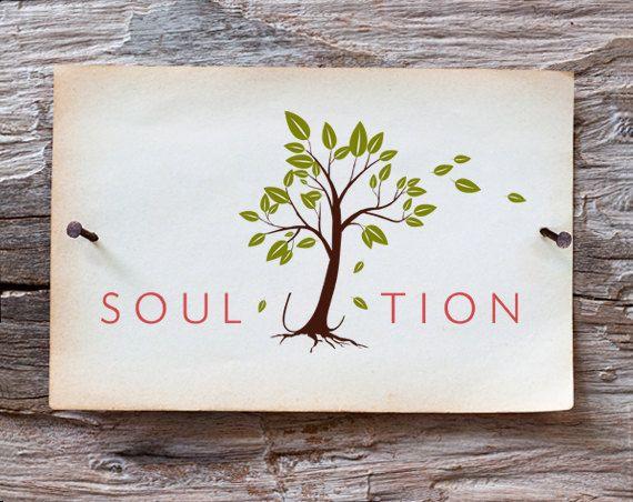 Custom Tree Logo Design - illustrated Logo Design by EklektikStudios on Etsy https://www.etsy.com/listing/128972758/custom-tree-logo-design-illustrated-logo