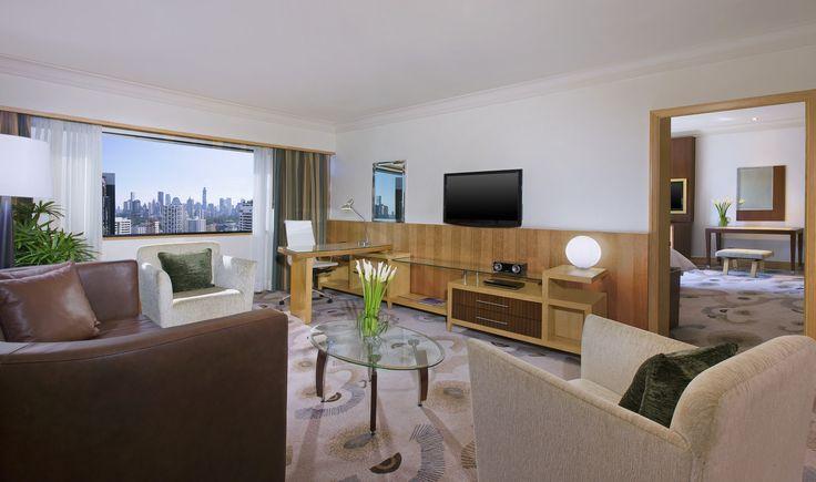 Suite Living Room #westinbangkok