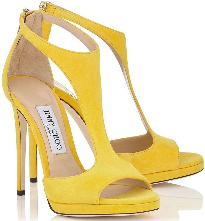 Champagne Silver Glitter Jimmy Choo 'Lana' Twill Sandals