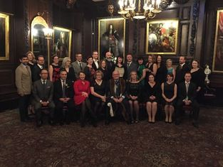 Record number of new Masters of Wine inducted at Institute celebration