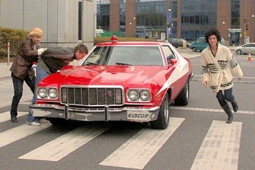 Ford Gran Torino di Starsky e Hutch