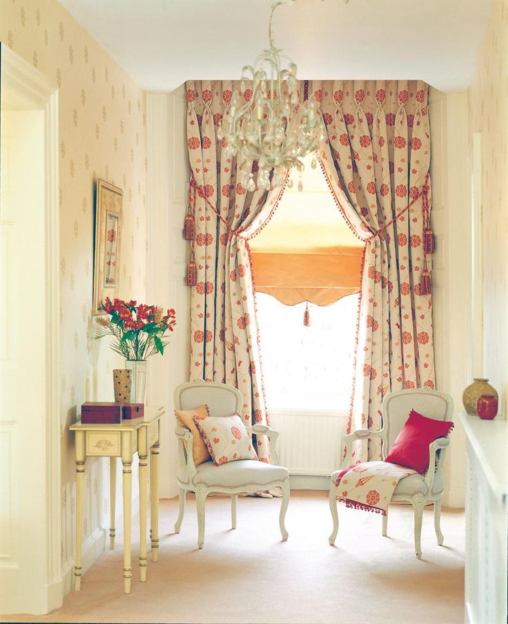 Interior Extraordinary Window Curtains Ideas For Beautiful Living Room Decor Cute And Chic Floral Curtain Windows With Fashionable Soft Ar