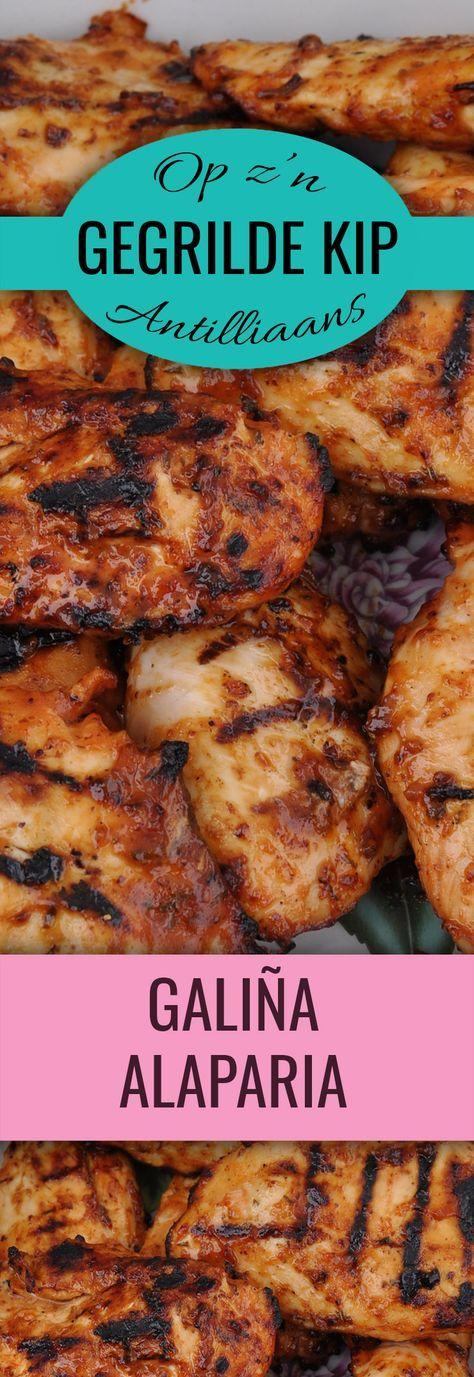 De lekkerste gegrilde kip... en zelfs zónder barbecue krijg je de lekkere rooksmaak. Hoe? Lees alles op antilliaans-eten.nl!