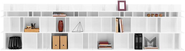 Moderne hylder, moderne bogreoler - kvalitet fra BoConcept