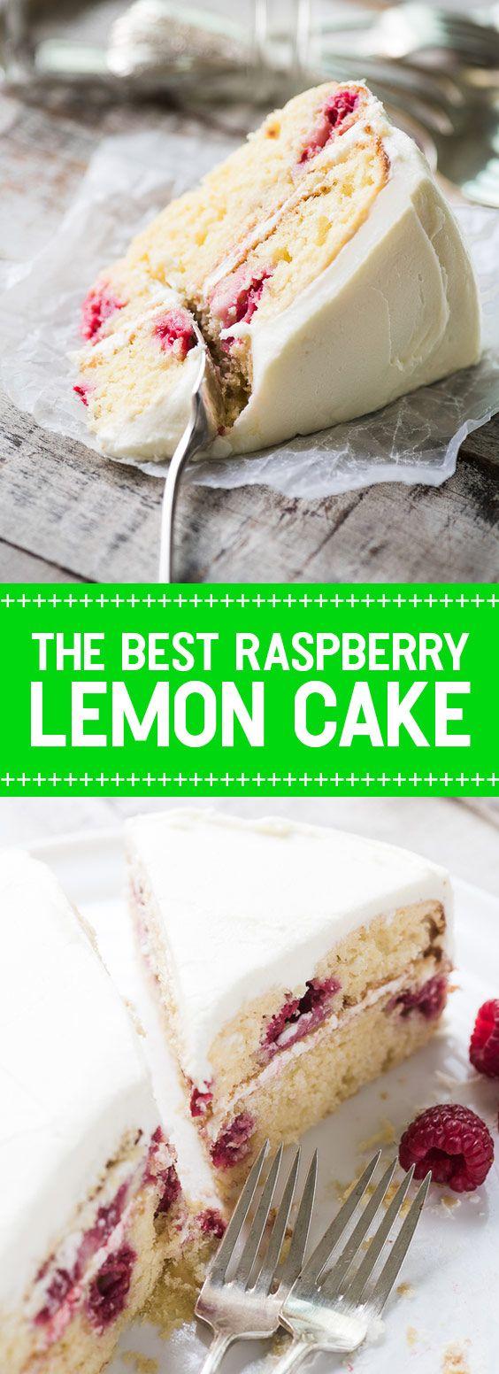★★★★★ 87 Meinungen: Der beste Himbeer-Zitronen-Kuchen | Diese Himbeer-Zitrone …   – Cakeee Dreams