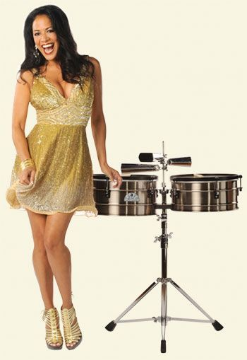 Sheila E. is such an inspiration...and so talented!