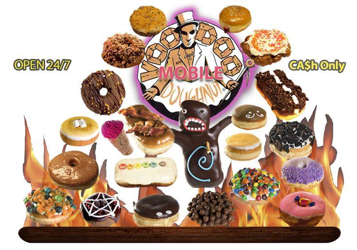Voodoo Doughnut Mobile About Us - Portland Oregon