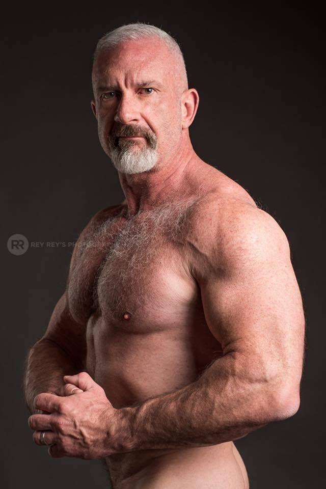 Massive mature muscle god