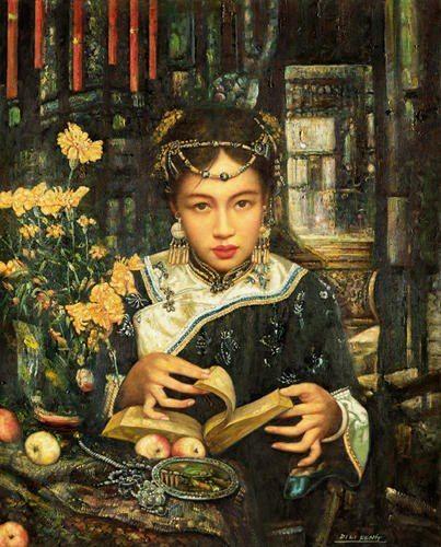 pintura de Di Li Feng