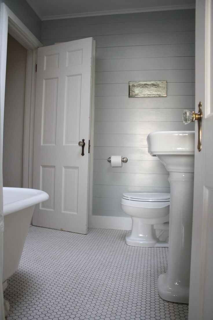 72 best images about shiplap wall design ideas decor for Bathroom ideas with shiplap