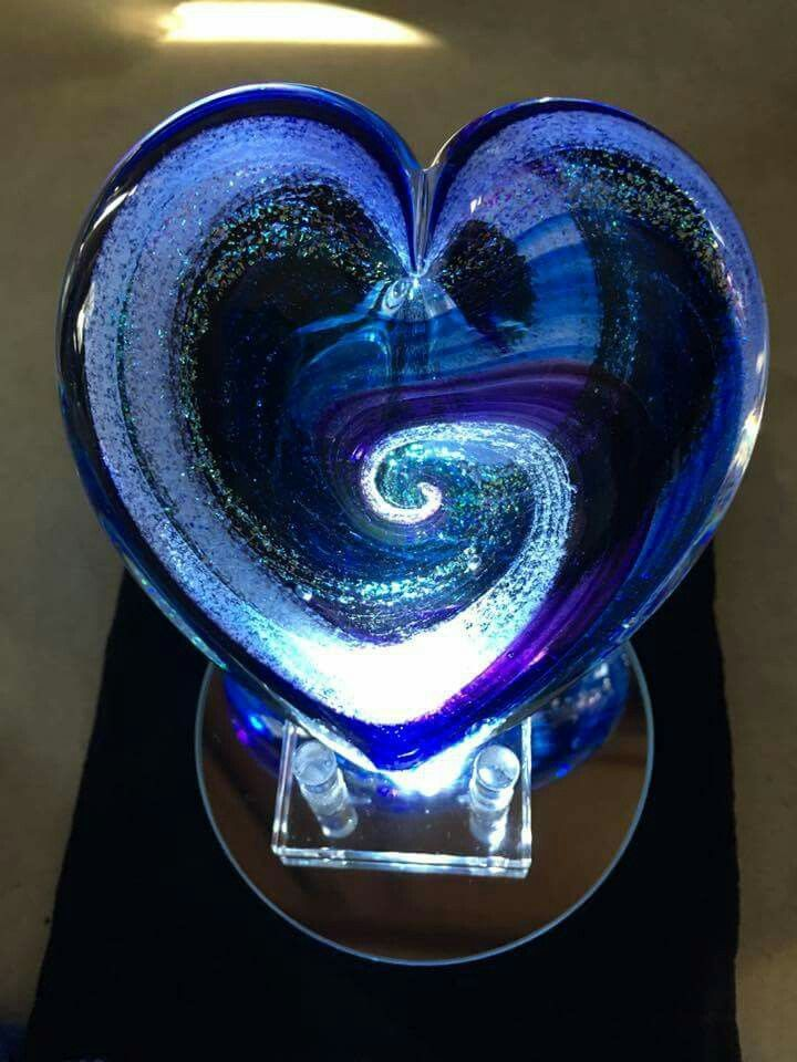 Love this creation... My remains someday.... In a heart for the boys.