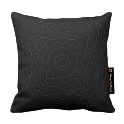 Mono Cushion - 4 | Accent your home with suede vision digital print cushion. This luxury cushion looks great in your house. The perfect complement to your couch, this... view details on www.treniq.com