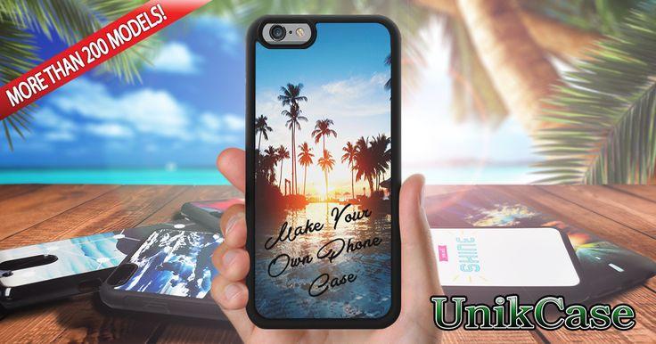 PERSONALIZE YOUR CELL PHONE CASE! MORE THAN 200 MODELS!   Palm / sun / beach / sky www.UnikCase.com #Canada #Promo #Creation #UnikCase #Etui  #Cellulaire #Phone #Case #Unique #Unik #Android #Amazone #Google #iPhone #Samsung #Blackberry #iPad #Nokia #Nexus #Htc #huawei  #LG #Motog #Motoe #Motox #Motorola #Sony #Xperia