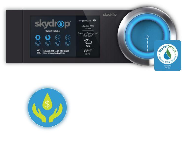 Home - Skydrop - Smart Sprinkler Controller
