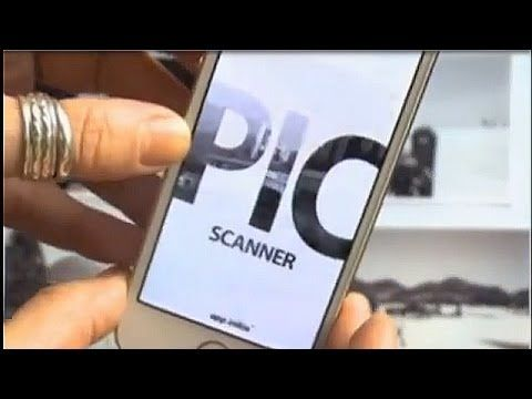 App for digitizing old family photos: Probably the best photo scanner app. Scan up to 4 photos simultaneously with iPhone or iPad, this app crops them individually. See BBC review