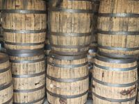 Whiskey Barrel, Bourbon barrel, Wooden Barrel For Sale