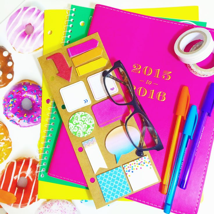Back To School has never been brighter! Stock your backpack with bright, fun and…