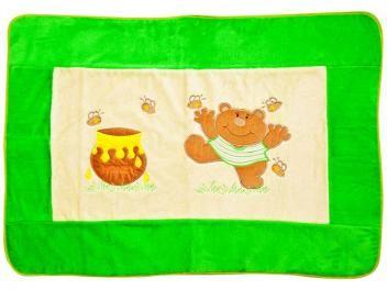 Tapete Pelúcia Coleção Bear 125x76cm - Batistela Baby 4908
