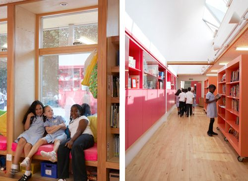 Ashmole Primary School And Nursery In South London Jennifer Singer With Greenhill Jenner Architects