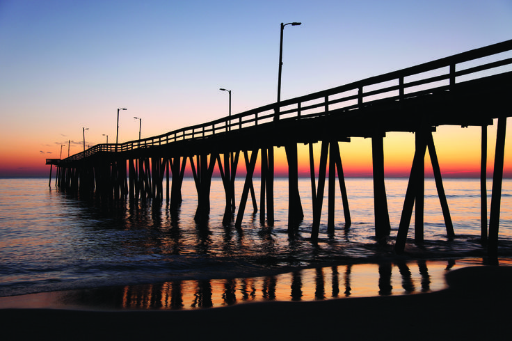34 best 3 beaches 1 vacation images on pinterest for Fishing piers in va