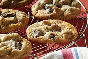 Chocolate Chunk Cookies - I have a huge box of truffels from Costco and I'm curious if I can use those as my chunks?