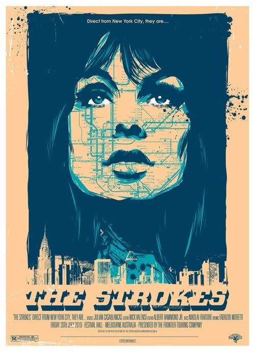 OMG Posters! » Archive Two New Concert Posters by Ken Taylor - OMG ...