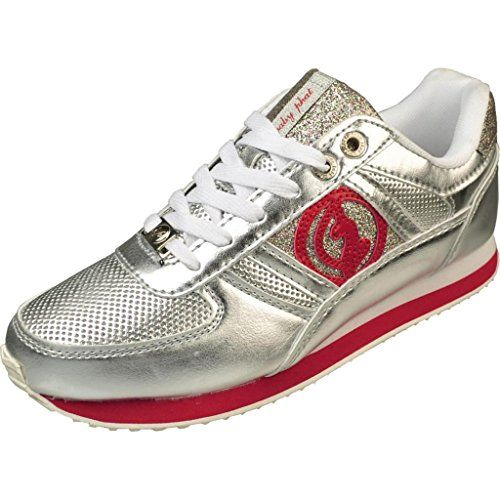 Baby Phat Women's Delaney Silver/Red Fashion Sneakers Baby Phat http://www.amazon.com/dp/B00PHIAO06/ref=cm_sw_r_pi_dp_mChdvb024D65K