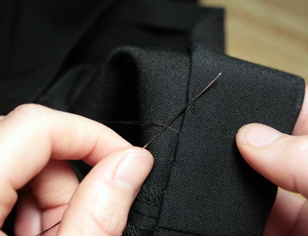 The DIY Tailor: How to Hem Dress Pants Like a Pro